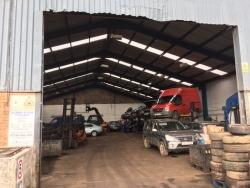 Automobilių ardymas Škotijoje (4)