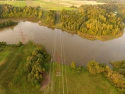 Elektros linijų trasų priežiūros darbininkai (Lietuvoje) (2)