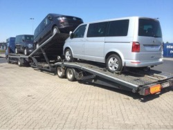 Logistikos vadybininko asistentė (-as), automobilių logistika Europoje (2)