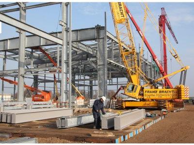 Olandijos - Vokietijos įmonė skubiai ieško Statybininkų Pastatų Metalo Konstrukcijų Montuotojų (1)