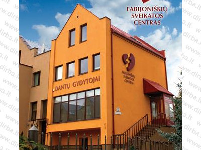 Ieškome Šeimos gydytojos 0, 5 (0, 25) etato darbui Vilniuje privačioje klinikoje (1)