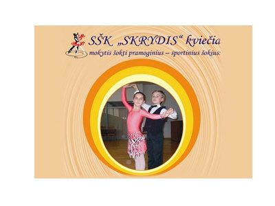 Ieškome sportinių šokių trenerio Tauragėje (1)