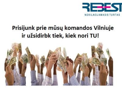 Nekilnojamo turto brokeriai Vilniuje (1)