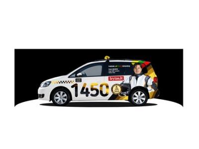 Taksi vairuotojas Vilniuje (1)