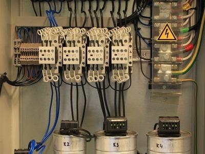 Reaktyvine energija, Elektrofiziniai matavimai, Zaibosaugos tikrinimas (1)