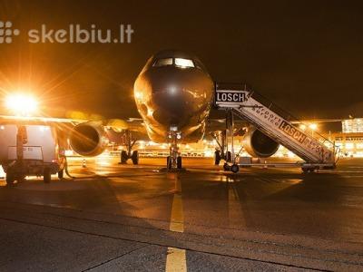 Darbas Miuncheno oro uoste, Vokiečių arba Anglų kalba (1)