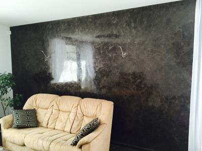 Meninis sienų, židiniu dekoravimas nuo 15 EUR m2 (1)